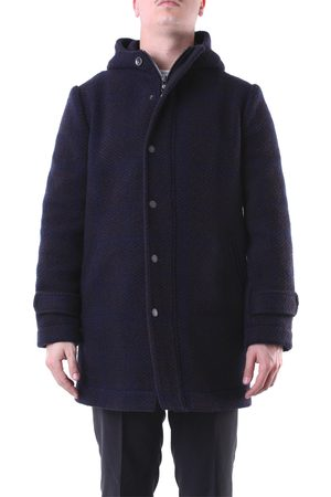 Distretto12 District12 parka in brown and