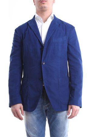 Boglioli Men Blazers - Jackets Blazer Men Bluette