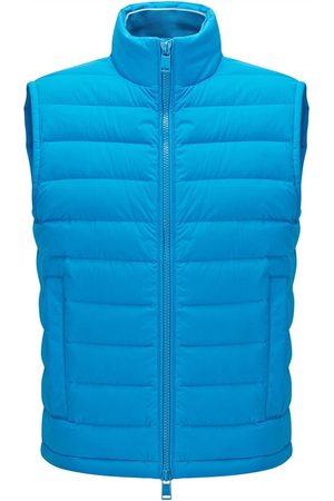 Hugo Boss Dawson Quilted Down Vest Jacket Coats & Jackets Man