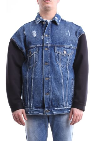 Givenchy Jackets Denim jackets Men Jeans and black