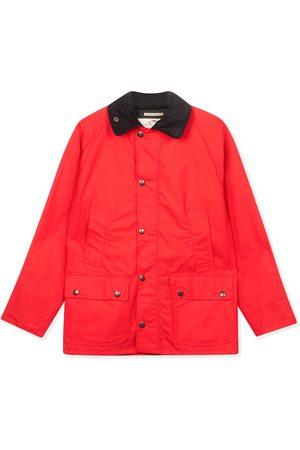Burrows and Hare Women Outdoor Jackets - Burrows & Hare Trinity Wax Jacket