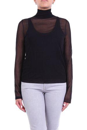 Proenza Schouler Proenza Schoulder long sleeve top with high collar