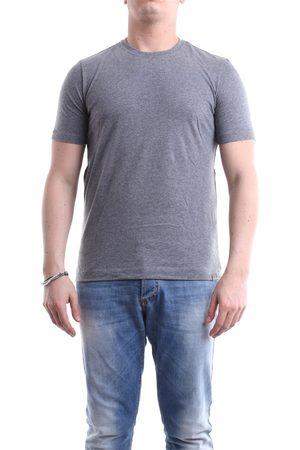 Capobianco T-shirt Short sleeve Men Grey