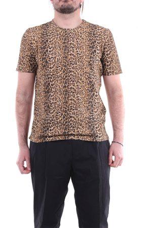 Saint Laurent Paris Saint Laurent leopard short sleeve t-shirt