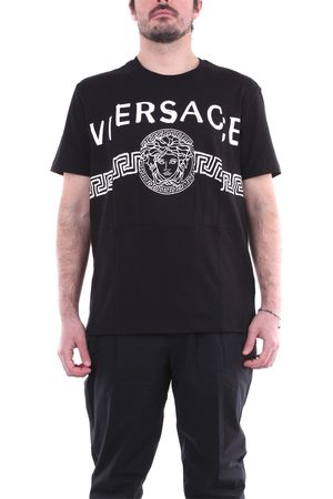 Versace T-shirt with short sleeves in