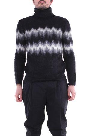 Saint Laurent Paris Saint Laurent and gray turtleneck sweater