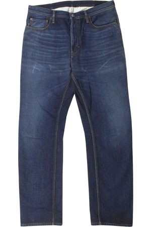 Acne Studios Cotton Jeans