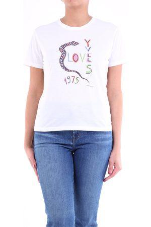 Saint Laurent Paris Saint Laurent t-shirt with short sleeves
