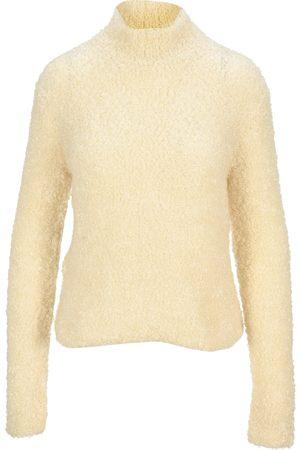 Marni Fluffy knit high neck jumper