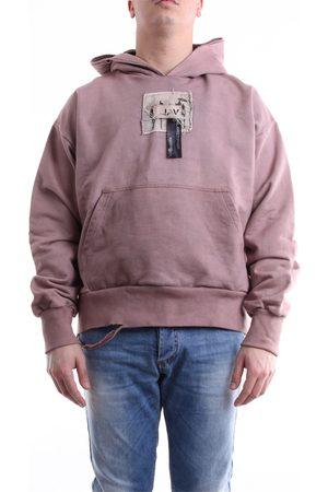 Val Kristopher Val. Kristopher hooded sweatshirt in powder color
