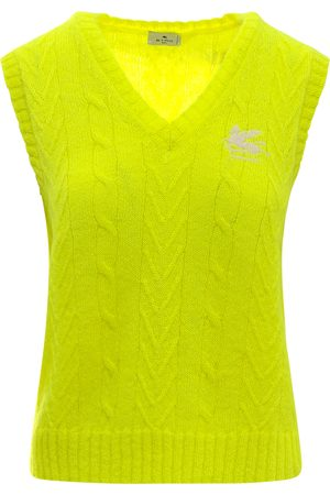 Etro Mohair vest