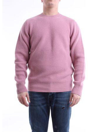 Messagerie Men Sweatshirts - Knitwear Crewneck Men Rose