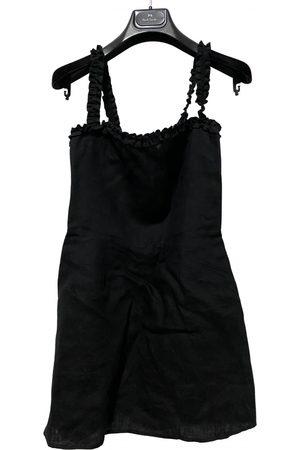 Reformation Women Party Dresses - Linen mini dress