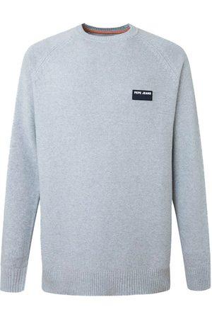 Pepe Jeans Edward Long Sleeve Sweater L Grey Marl