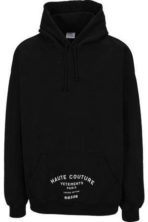 Vetements Men Hoodies - Haute Couture hoodie