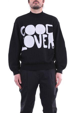 Valentino And white crewneck sweater