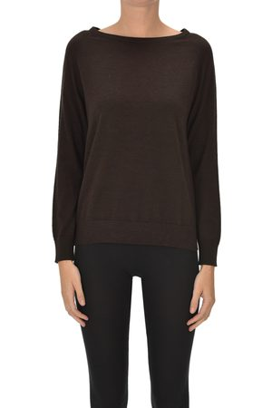 Base Milano Wool and silk pullover