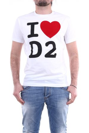Dsquared2 T-shirt with short sleeves in