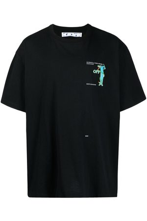 OFF-WHITE Adam Is Eve T-Shirt