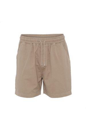 Colorful Standard Organic Twill Shorts - Desert Khaki