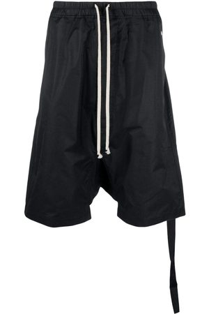Rick Owens DRKSHDW Drop-crotch shorts