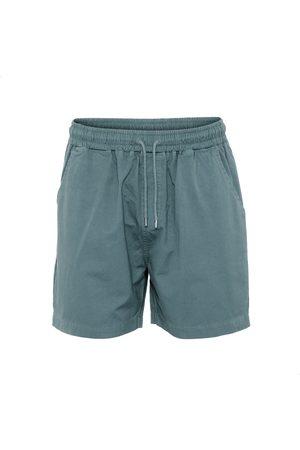 Colorful Standard Organic Twill Shorts - Steel