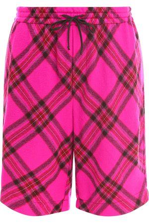 Serafini Wool bermuda shorts