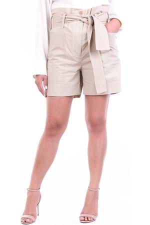 PAROSH Shorts bermuda Women Beige