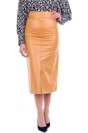 Isabel Marant Skirts Midi Women Ocher