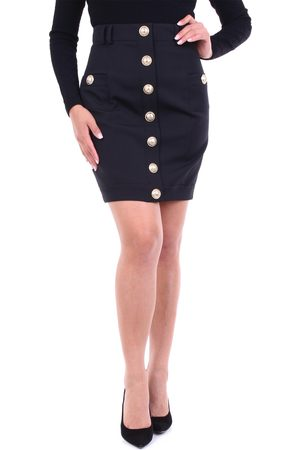 Balmain Midi skirt in color