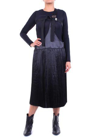 Comme des Garçons Junya Watanabe x Comme Des Gar ons midi skirt with straps