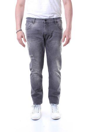 Messagerie Jeans Slim Men Grey