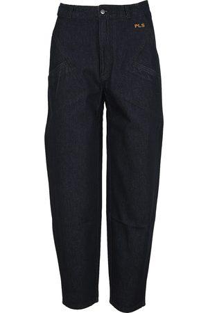 Philosophy Women High Waisted - High waist denim pants