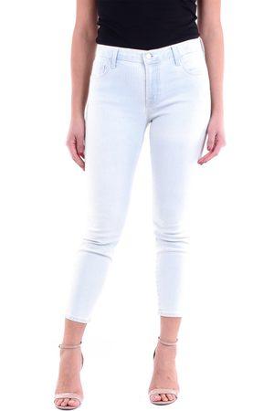 J Brand Light jeans with straight stripes