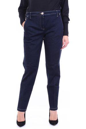Jacob Cohen Straight jeans Marina model in dark