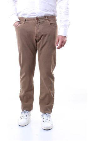 Jacob Cohen Jeans Slim Men Chestnut