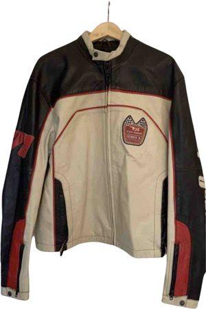 Pepe Jeans Men Leather Jackets - Leather jacket