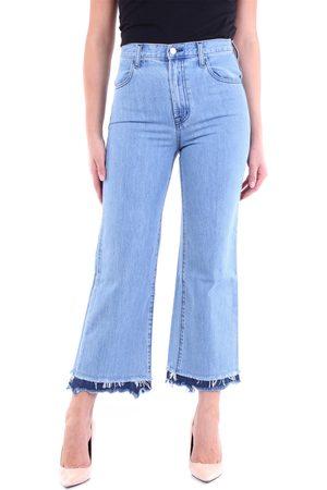 J Brand Straight jeans with high waist