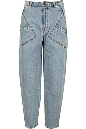Philosophy High waist denim pants