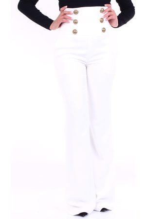 Balmain Straight leg trousers
