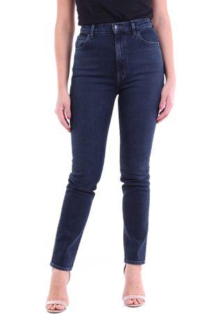 J Brand Dark straight jeans with skinny fit