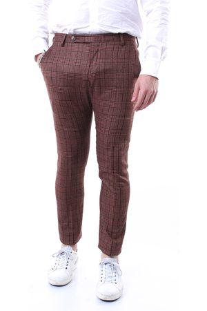 Entre Amis Fantasy copper-colored trousers
