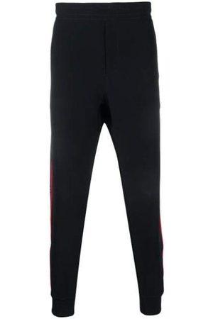 Alexander McQueen Men Sweats - Logo tape sweatpants