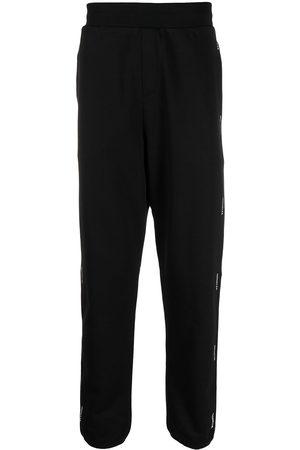Moncler Logo Print Sweatpants