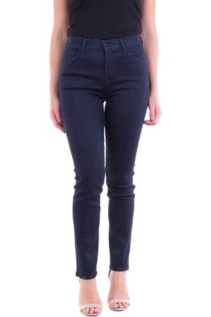 J Brand Dark straight jeans