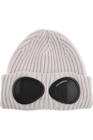 CP Company Men Beanies - CP Company Goggle Beanie Hat