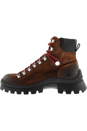 DSQUARED2 Tank Hiking Boots