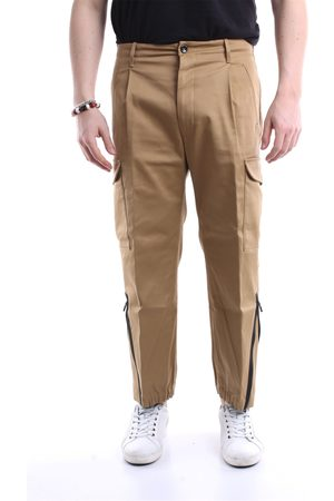 Nine In The Morning NINE: IN: THE: MORNING dark chino trousers