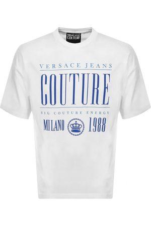 Versace Jeans Men T-shirts - Couture Logo T Shirt
