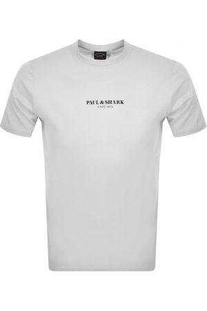 Paul & Shark Paul And Shark Short Sleeved Logo T Shirt
